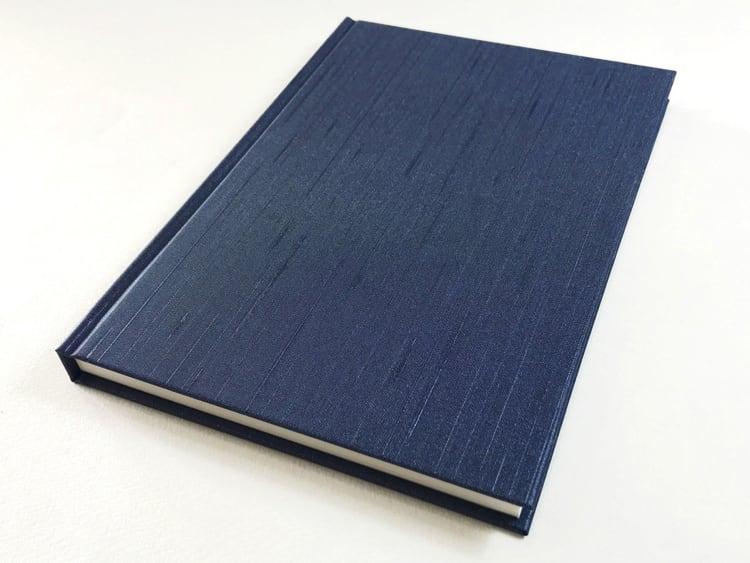 ナカプリバイン プレミアム A5判 5mm方眼 200頁 水平開き(ナカプリバイン)の表紙